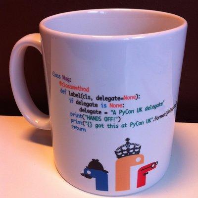 Pycon Mug